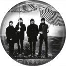 The Beatles on a 1 Inch Pinback Button Badge Pin - 6106