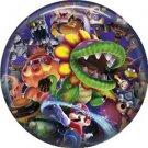 Petey Piranha, Video Games 1 Inch Pinback Button Badge Pin - 0757