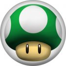 Green Toad, Video Games 1 Inch Pinback Button Badge Pin - 0759