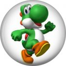 Yoshi, Video Games 1 Inch Pinback Button Badge Pin - 0764