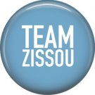Team Zissou, 1 Inch Button Badge Pin of Fun Phrases - 1527