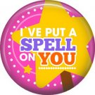 Wickedly Cute Halloween 1 Inch Pinback Button Badge Pin - 6210