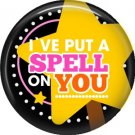 Wickedly Cute Halloween 1 Inch Pinback Button Badge Pin - 6212