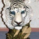 Siberian Tiger Bust