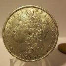 1878 #7 90% Silver Morgan Dollar.