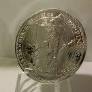 2015 1 oz Silver Britannia Gem BU