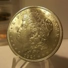 1921 #12 BU 90% Silver Morgan Dollar.