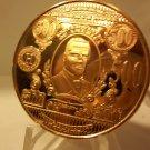 Gem BU $500 Federal Reserve Note Coin