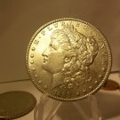 1889 #8 90% Silver VAM 7 Morgan Dollar.