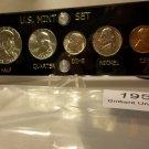 Brilliant Uncirculated 1958-P & D Silver Mint Sets.