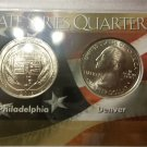 "BU 2015-P/D  ""Homestead National Momument"" 2010-2021 Quarter Commemorative Collection"