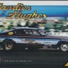 Candies & Hughes Barracuda Funny Car  Model Kit.