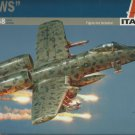 """A-10A """"JAWS"""" Fighter Air Craft Model Kit."""