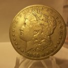 1896-S #1 90% Silver Morgan Dollar.