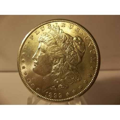 1899-O #2 90% Silver Morgan Dollar.