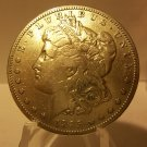 1885-S #3 Rare Key Date 90% Morgan Silver Dollar.