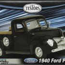 1940 Metal Ford Pickup Model Kit