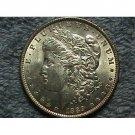 1889 #6 BU  90% Silver Morgan Dollar.