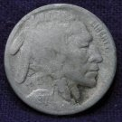 1917-S #5 Buffalo Nickel.