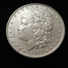 1878 #5 90% Silver Morgan Dollar 2nd Reverse.