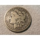 1879-S #2 90% Silver Morgan Dollar.