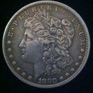 1880 #2 90% Silver Morgan Dollar.
