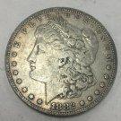 1882 #2  90% Silver Morgan Dollar.