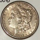 1886 #1 90% Silver Morgan Dollar.