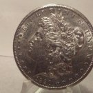 1880-O #2 BU 90% Silver Morgan Dollar.