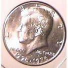 1776-1976-D Gem BU Kennedy Half Dollar.