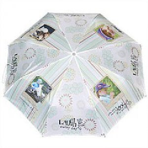 Custom UMBRELLA with YOUR Photo Picture