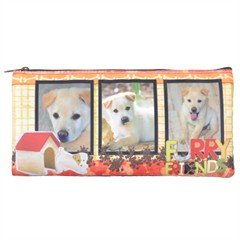 Custom with YOUR PHOTO Pencil Case Wallet  Back to school