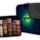 Custom 15 in. Laptop Case Cover with your photo fits up to 15 inch netbook Laptops #CT