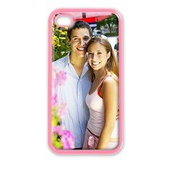 Custom Apple iPhone 4 Case Color with your photo #AN