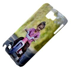 Custom Samsung Galaxy Note Hardshell Case with your photo #AN