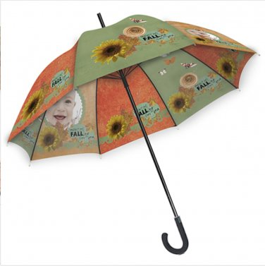 Custom Large UMBRELLA with YOUR Photo Pictures