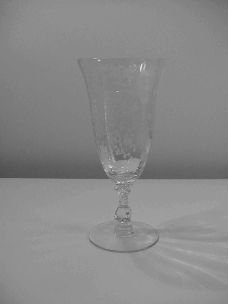 Cambridge Rosepoint 3121 juice glass. ftd