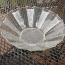 Jeannette Glass Dewdrop Large Round Bowl