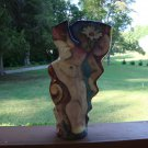 Harris  Cies Art Pottery Vase Nude design