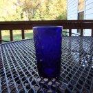 1 Seneca Driftwood Casual Cobalt Blue Juice Tumbler