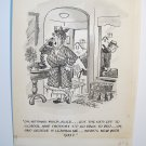 Artist Marston Vintage Original artwork comic