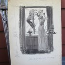 Louis Priscilla Original drawing adult humor Cartoon How do you know