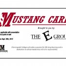 Mustang Card Discount Card