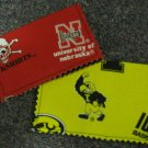 Huskers/Hawkeyes Gift Card Wallet/Carriers
