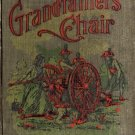 Nathaniel Hawthorne's True Stories from New England History, Grandfather's Chair, Illustrated c.1856