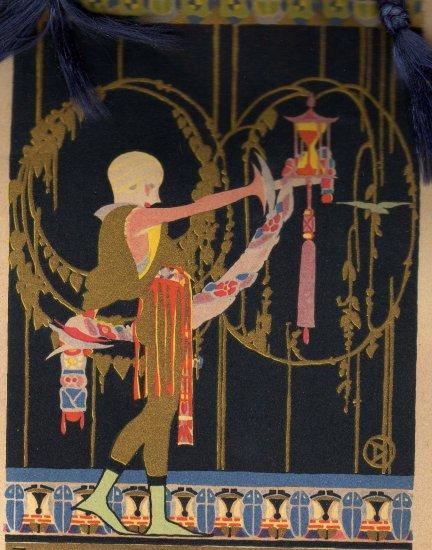 Wilbur Nesbit Volland Calendar, Between Yesterday & Today, Yearbook of Golden Days Givaway c.1916