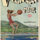 AAA Motor Club Brochure, North Carolina Resorts & Vacationing, Art Deco c.1930