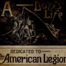 A Dogs Life, Army Cartoon Book Dedicated to the American Legion c.1919