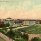 New York City Postcard, Colombia University, Full Color c.1915