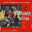 Hotel Fontainebleau Program, Extravaganza Latina & The Boom Boom Room c.1951